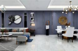 120㎡现代简欧,轻奢优雅的家