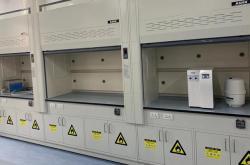 案例鉴赏|天津大学实验室选用欧神诺实验室陶瓷台面