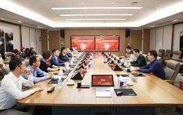 宏宇集团与保利长大、深圳保利文化签订战略合作框架协议