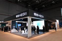 恒洁携全新R系列智能马桶亮相2021中国建博会