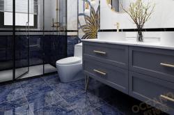 欧神诺瓷砖| 清凉家居搭配色,让您舒适一夏