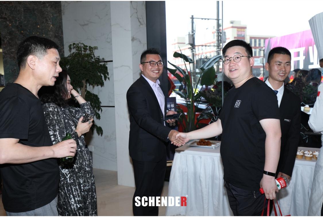 SCHENDER | 意大利施恩德(中国)上海分公司暨旗舰店盛大开业