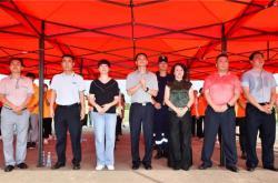 红波建材三水区防溺水暨巡河护河志愿服务行动正式启动