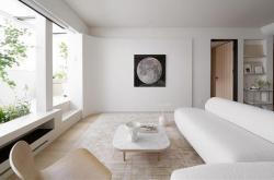 240㎡复式改造   自然之家,简约舒适的休憩空间